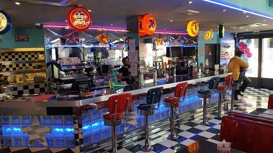 Restaurant de la franchise Memphis